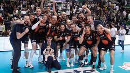 Volley: A2 Maschile, Play Off: Siena è la prima semifinalista