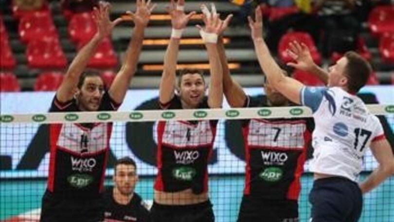 Volley: Play Off Challenge, Verona e Monza eliminano Vibo e Piacenza