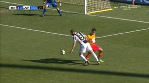 Benevento-Juventus: l'intervento di Viola su Higuain