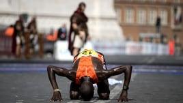 Maratona di Roma, Birech e Tusa trionfano nella capitale