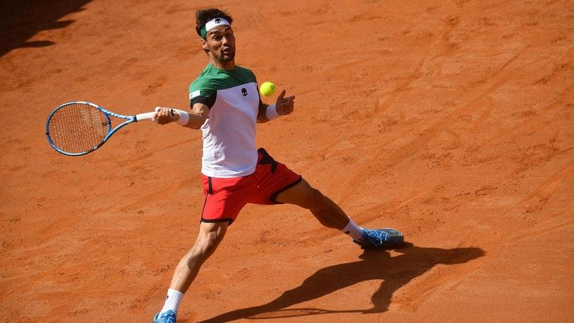 Fognini ko, l'Italia fuori dalla Coppa Davis