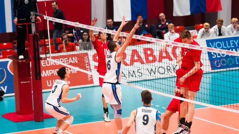 Volley: Europei Under 18, l'Italia asfalta anche la Russia
