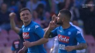 I tifosi del Napoli fischiano, Insigne li zittisce