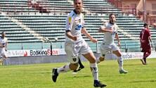 Serie C, Il Lecce espugna Reggio Calabria e allunga sul Trapani