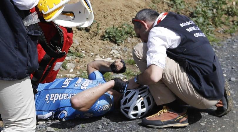 Dramma nel ciclismo: è morto Goolaerts
