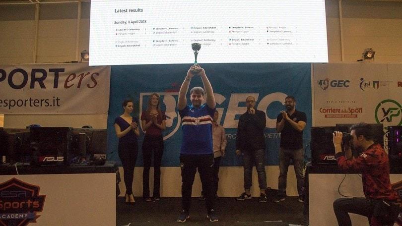 eSports Academy Trophy: vince LoneWolf92 della Sampdoria!