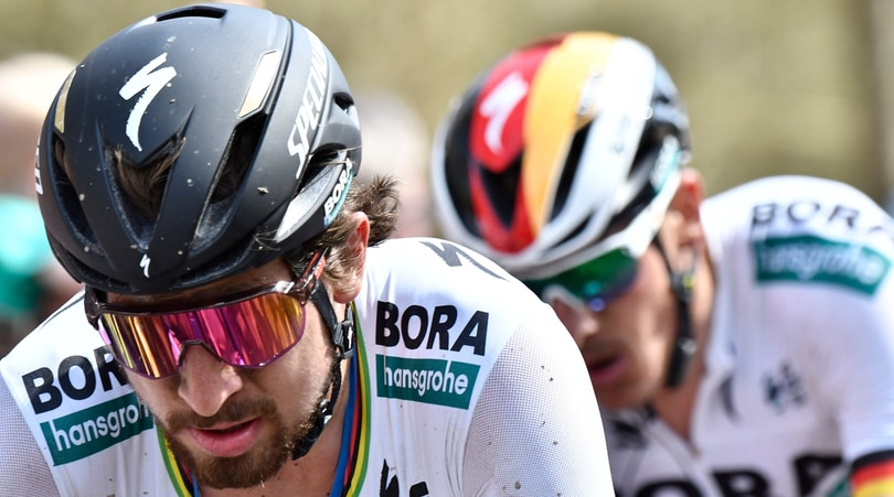 Goolaerts, Sagan: «Tutti i miei pensieri sono rivolti a Michael»