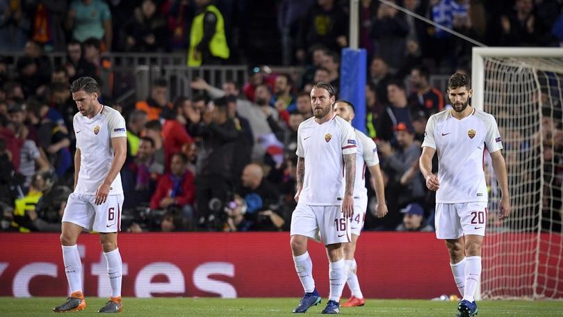 Champions, la qualificazione della Roma dice 33