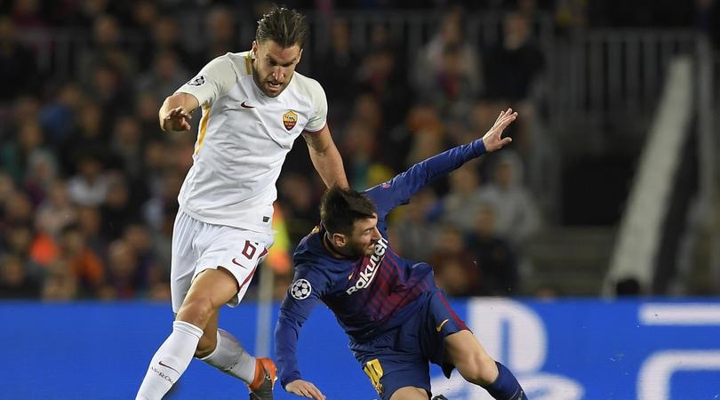 Champions League: Roma-Barcellona in chiaro su Canale 5