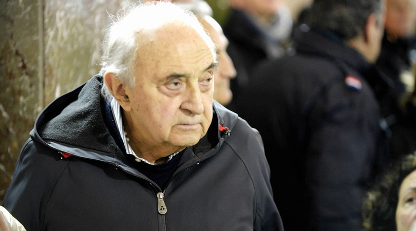 Ferlaino: «Scudetto al Napoli? Spero di sì, può essere l'anno buono»