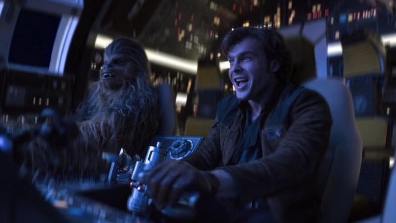 Solo: A Star Wars Story, il trailer italiano del film