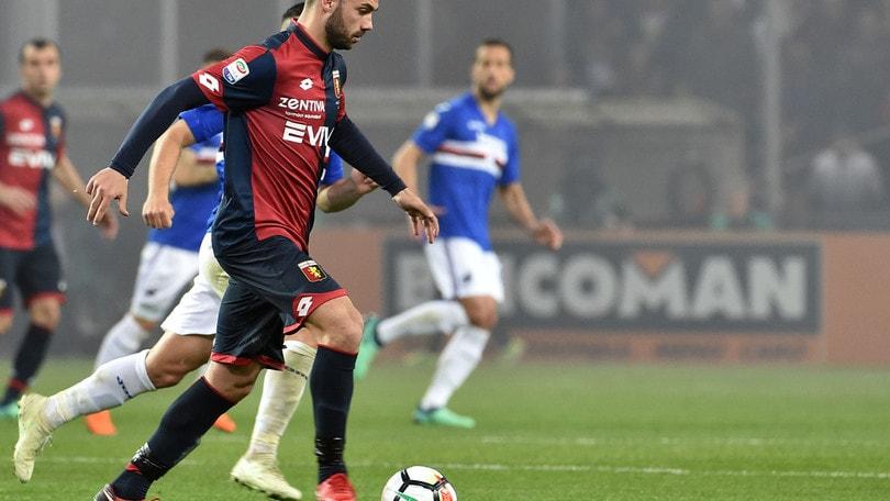 Serie A Genoa, Biraschi out per il Crotone. Rientra Veloso