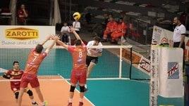 Volley: A2 Maschile, Play Out: Reggio vince Gara 1 contro Massa