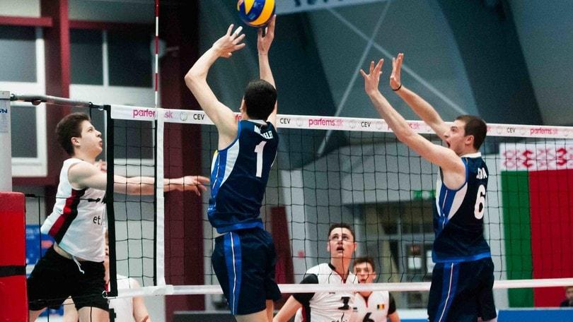 Volley: Europei Under 18, per l'Italia terza vittoria, superato il Belgio