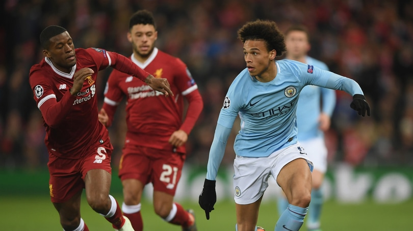 Champions League, Manchester City-Liverpool: diretta, formazioni ufficiali e dove vederla in tv