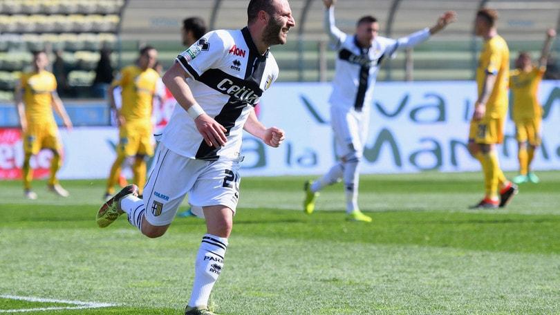 Serie B, salgono le quotazioni per la promozione diretta del Parma