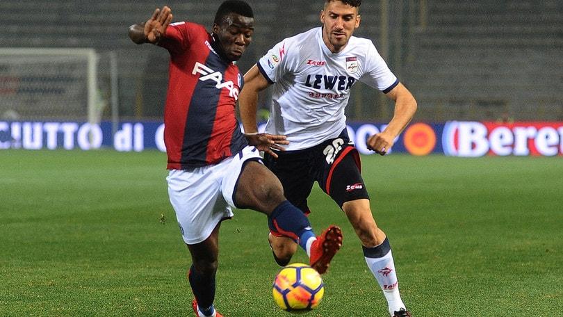 Serie A Bologna, botta Donsah: un mese di stop