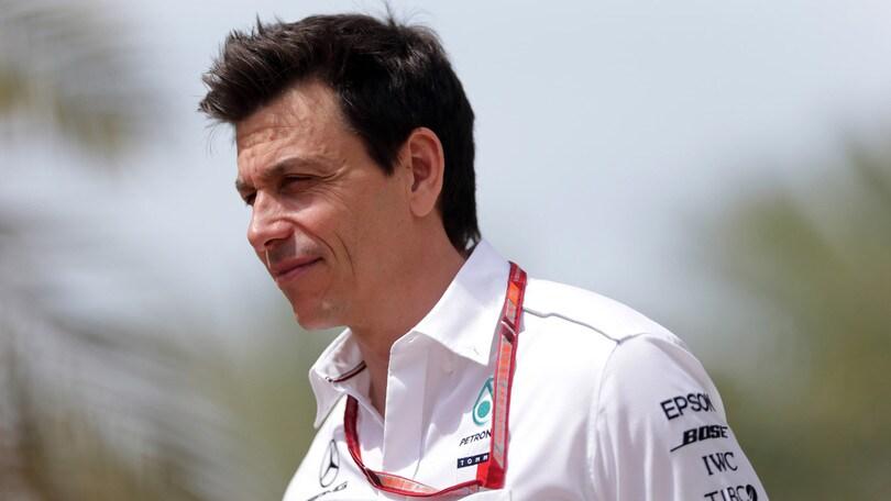 F1 Mercedes, Wolff: «A un certo punto pensavo che avremmo vinto»