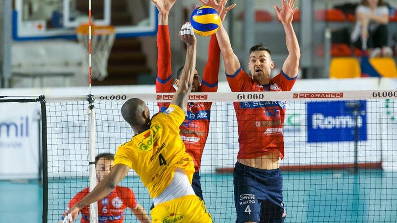Volley: A2 Maschile, a Roma e Santa Croce la bella per la Semifinale