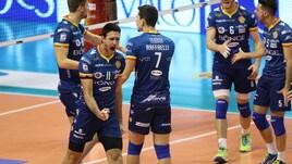 Volley: Challenge Cup, la Bunge ad un passo dal trionfo