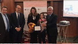Volley: i Premi Coni Lazio alla Scarabeo GCF Roma e a Giorgio D'Arpino