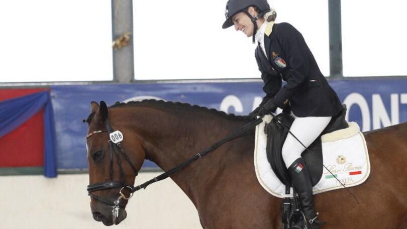Sara Morganti: «vincere è fare meglio, non battere gli altri»