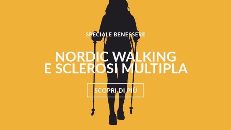 Nordic Walking e sclerosi multipla