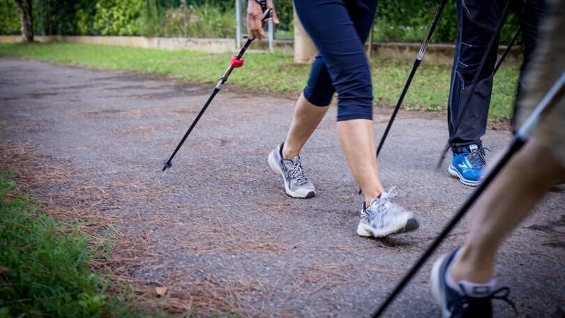 Nordic Walking: il piacere di camminare in compagnia