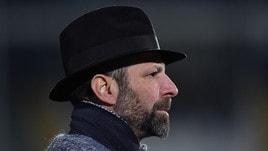 Serie B Perugia, Santopadre ai tifosi: «Riempiamo il Curi. L'esempio è la Roma»