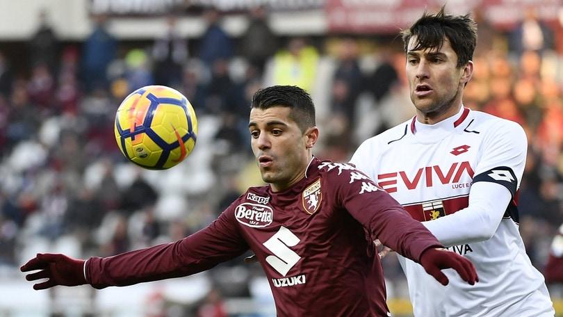 Serie A, Zukanovic: «Voglio restrare al Genoa»