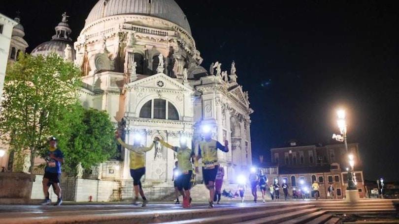Venezia si illumina con il terzo CMP Venice Night Trail