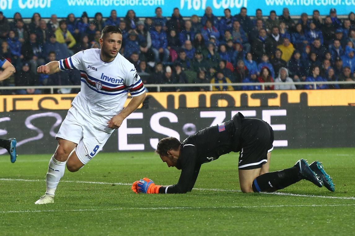 Allenamento calcio Sampdoria Donna