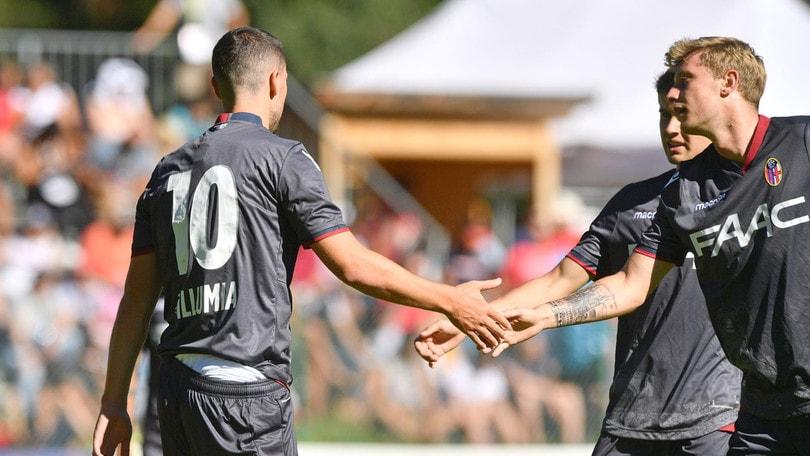 Serie A Bologna, Destro e Nagy rientrano in gruppo