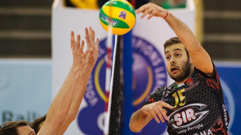 Volley: Champions League, Perugia è alla Final Four
