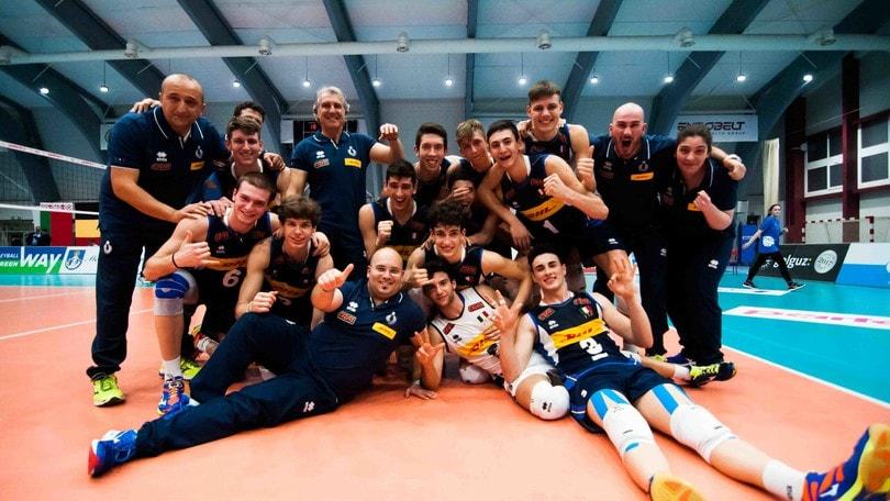 Volley: Europei Under 18, l'Italia supera la Francia ed è in semifinale