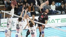 Volley: Champions League, la Lube impiega due set per conquistare la Final Four