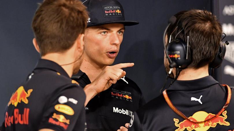 F1, Verstappen 'pronto a ripartire'
