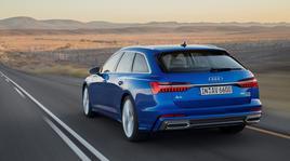 Nuova Audi A6 Avant, avant-guardia station wagon