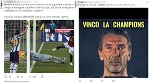 Le parole di Buffon spaccano il web: c'è chi lo accusa e chi lo difende