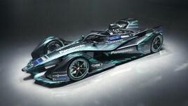 Formula E Roma, Jaguar svela la monoposto Gen 2