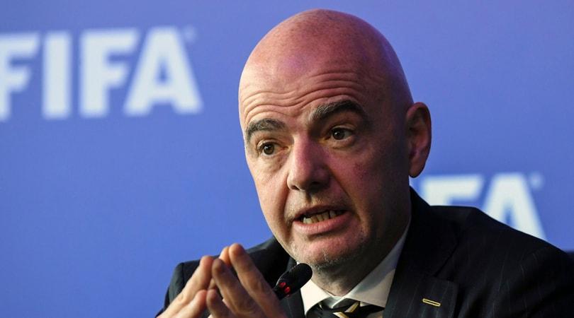 Fifa, Infantino: «Usare il Var equivale a rispettare il nostro mondo»