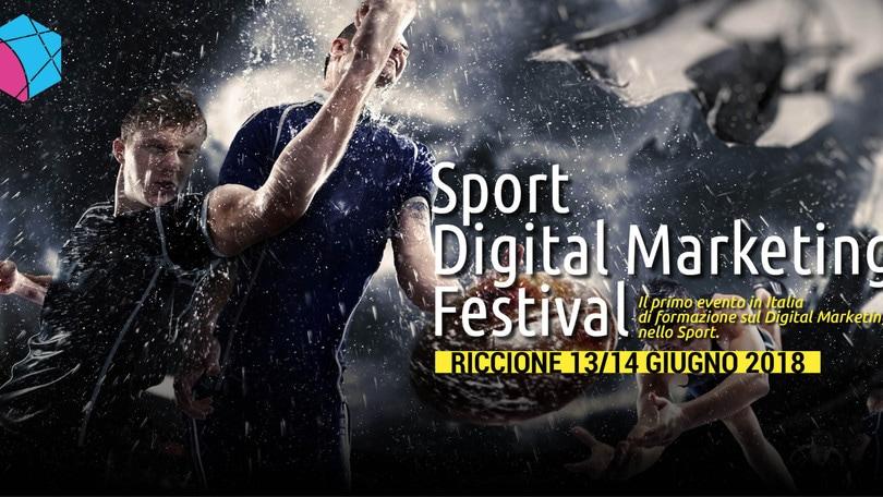 """A Riccione """"Sport Digital Marketing Festival"""""""