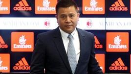 Serie A, Li Yonghong: «Il Milan tornerà tra le stelle d'Europa»