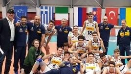 Volley: Europei Under 18, l'Italia batte anche la Slovacchia