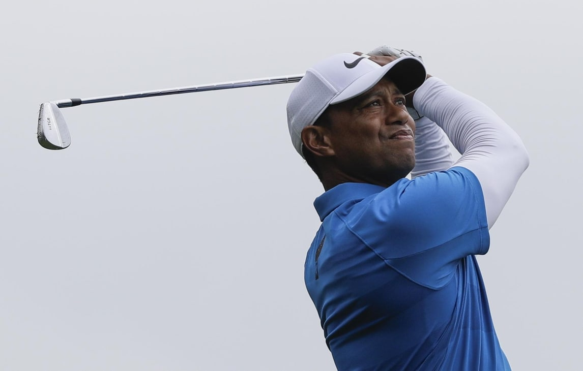 Tiger Woods torna all'Us Open