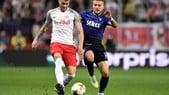 Europa League Salisburgo-Lazio 4-1, il tabellino