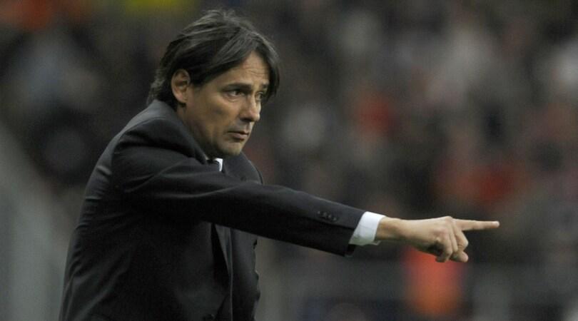 Inzaghi rialza la Lazio:«Derby occasione d'oro per il riscatto»