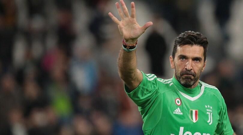 Juventus, Buffon chiude il 20 maggio: l'ultima contro il Verona