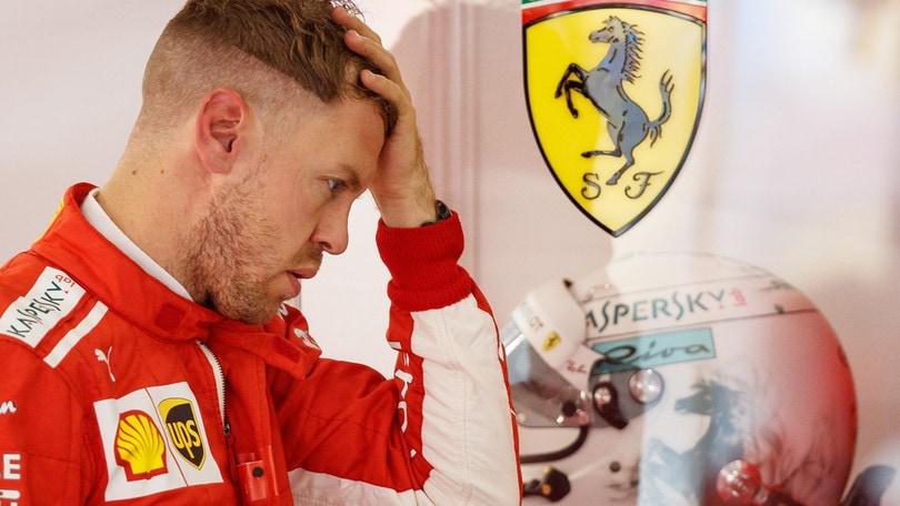 F1 Cina, Vettel: «Siamo ancora alla ricerca dell'assetto giusto»