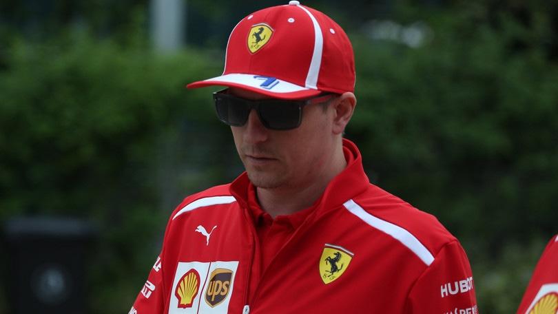 F1 Cina, Raikkonen: «Non ho idea di come potrà andare domani»